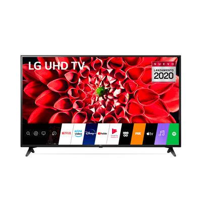 "LED 55"" LG Suffix 55UN7100PSA Smart TV 4K UHD 2020"