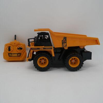 Auto R/C Tractor Amarillo