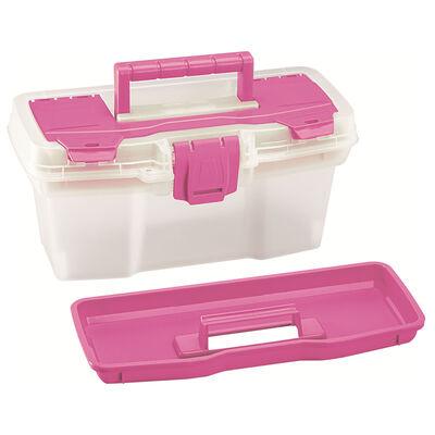 Caja Organizadora Rimax  Rosada 2 Lts