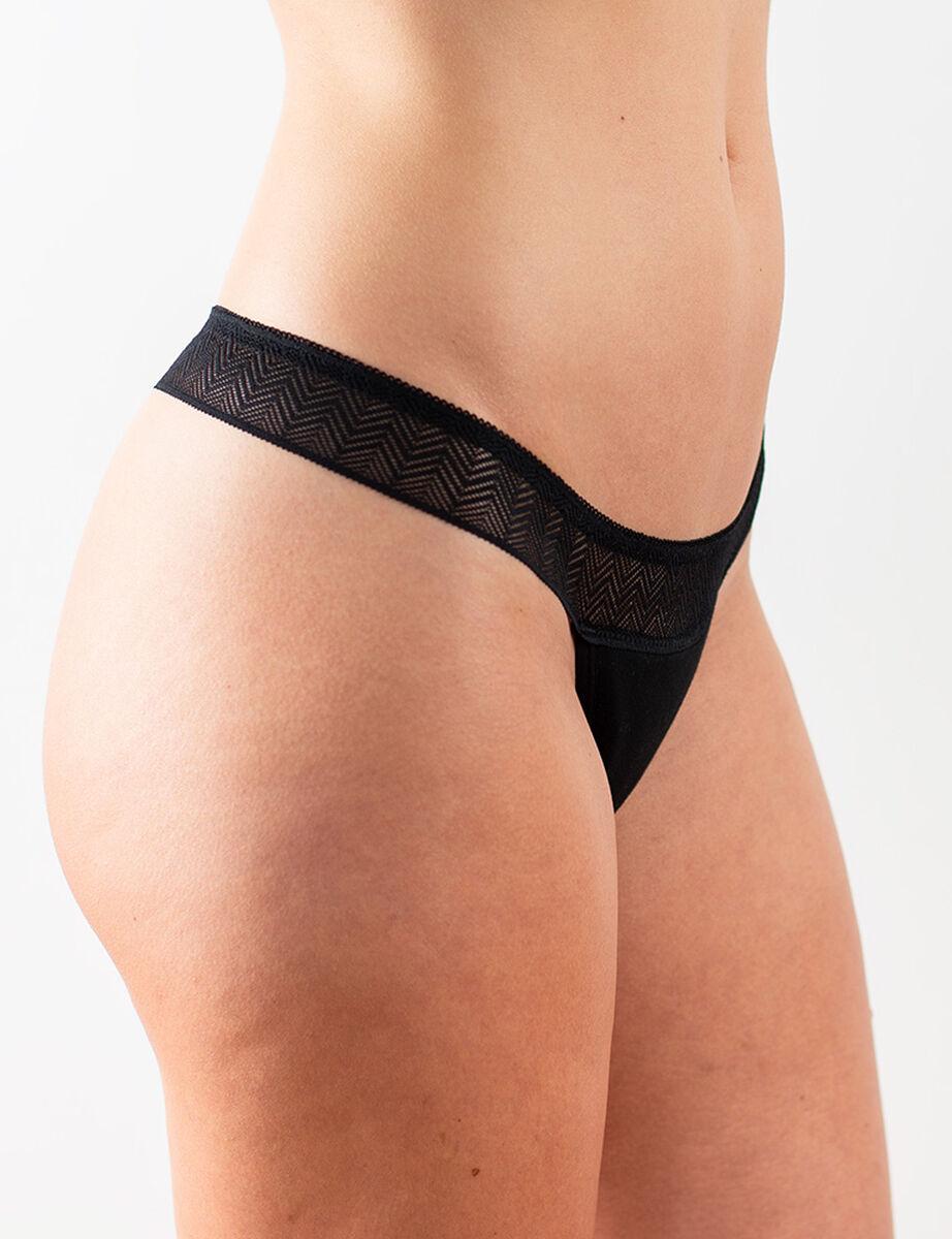 Calzón Menstrual Colaless Mujer Culotte Ana