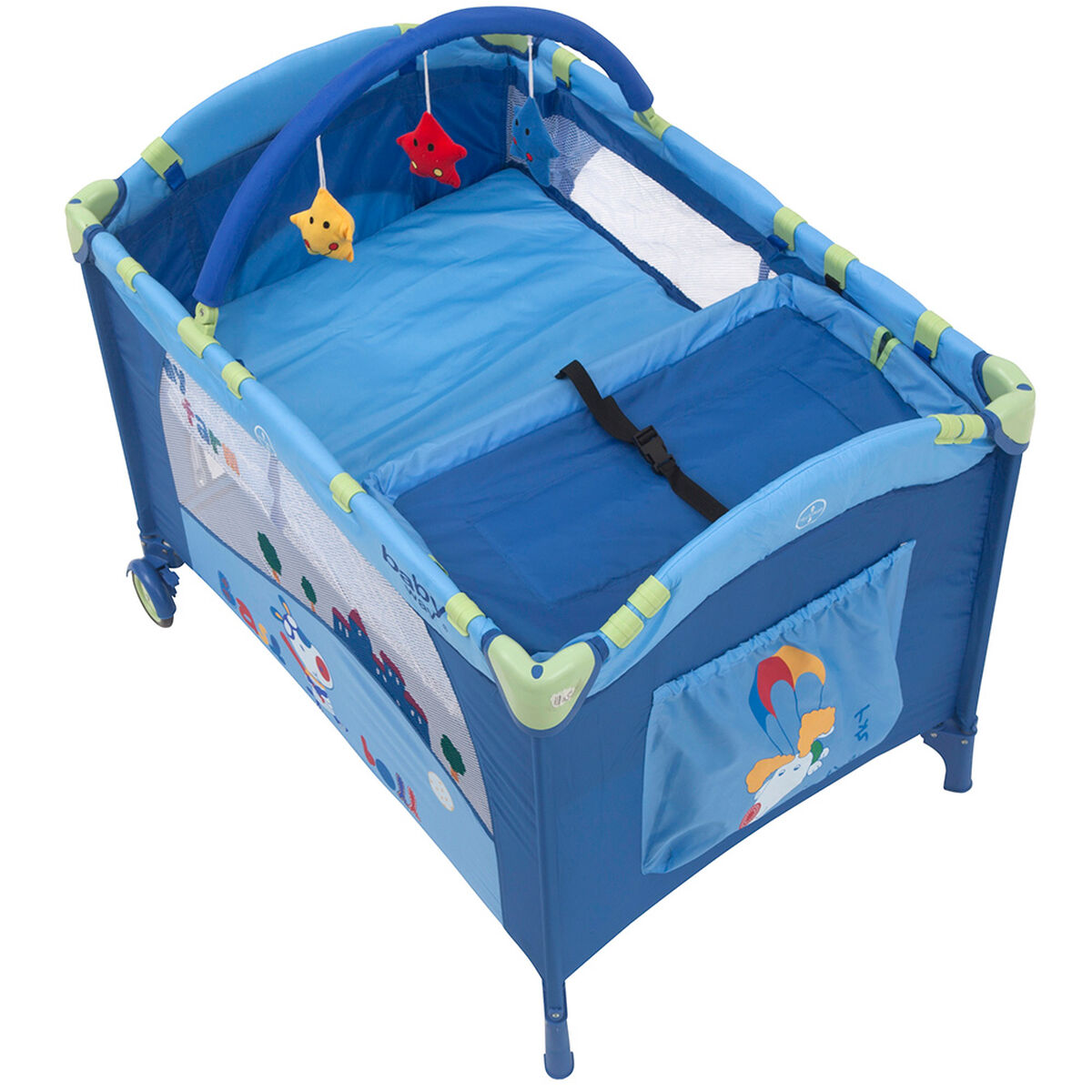 Cuna Corral Pack & Play Baby Way BW-611A13