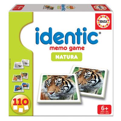 Memorice Identic Natura Educaborras