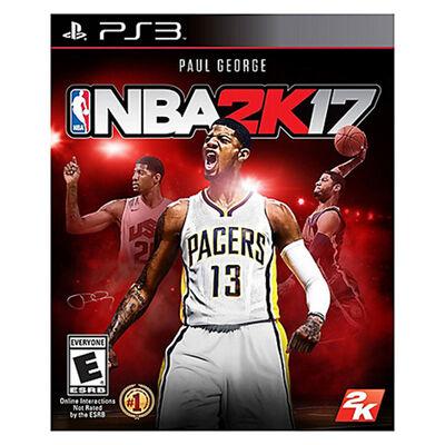 Juego PS3 NBA 2K17
