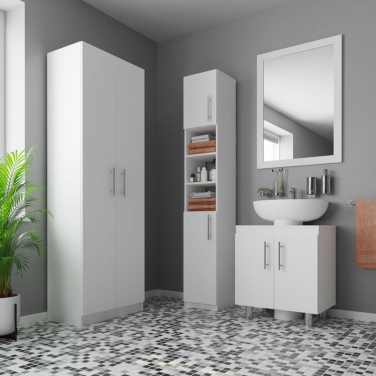 Mueble de Baño Organizador CIC 2 Puertas