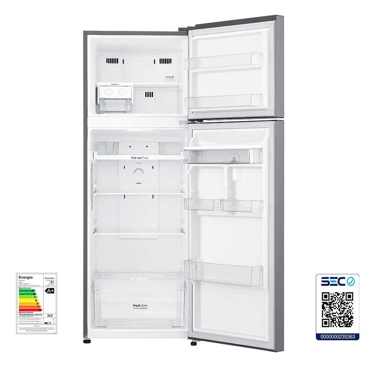 Refrigerador No Frost LG LT32WPP 312 lt