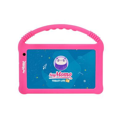 "Tablet SoyMomo Control Parental Lite 2.0 Quad Core 2GB 16GB 7"" Rosado"