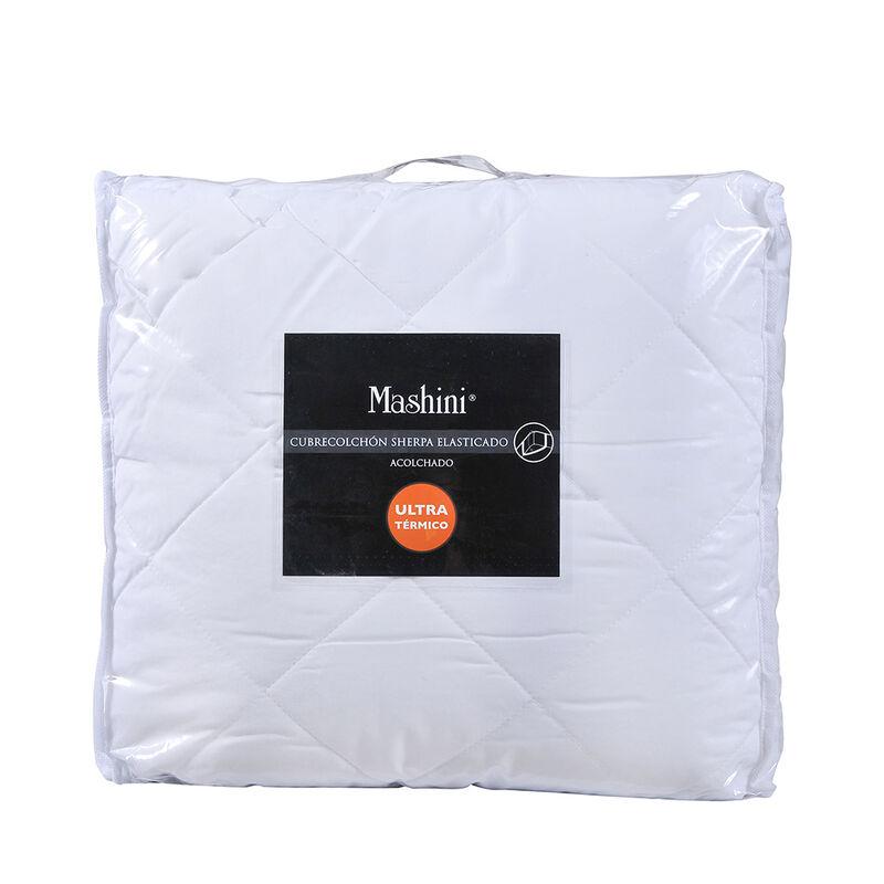 Cubrecolchon Sherpa 200X150 cm