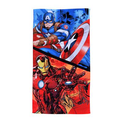 Toalla de Playa Avengers  Duo 70X140 Cm