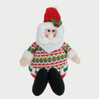 Figura Santa Decorativo 53 Cm