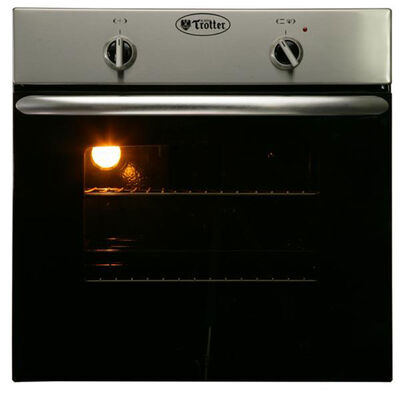Horno a Gas Albin Trotter AT Hammer N8 52 lt