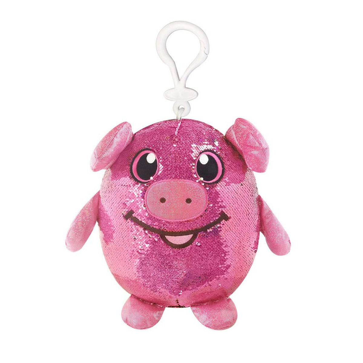 Peluche Clip On Chanchito Shimmeez
