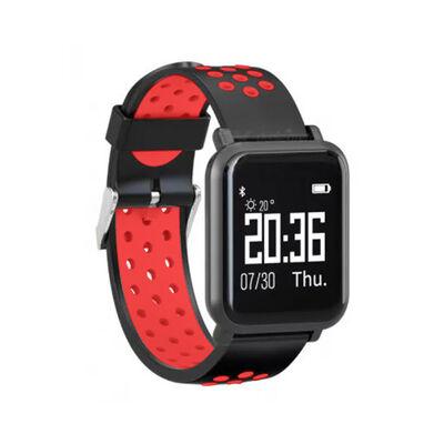 Smartwatch Lhotse Outdoor SW55 Plus Rojo