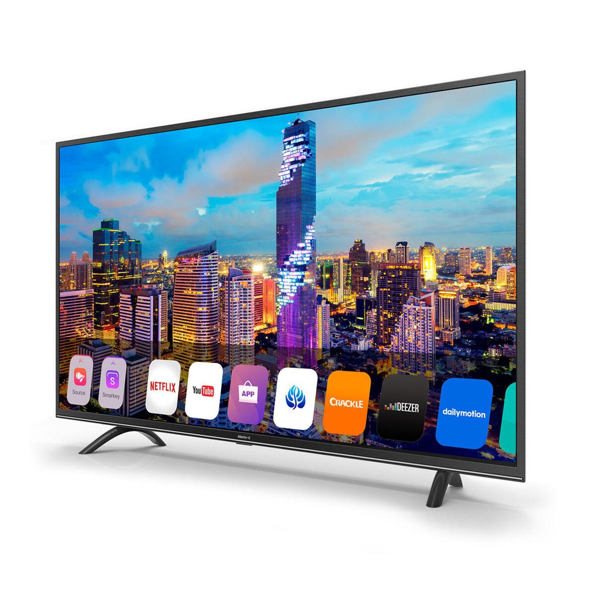 "LED 49"" Master-G MG4S49 Smart TV Ultra HD"