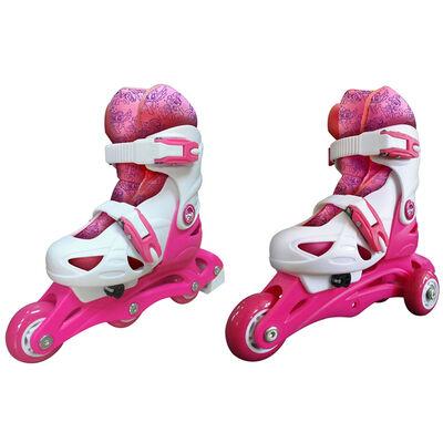 Patin 2 En 1 Ajustables Roller Ss (27-30) My Little Pony Hasbro