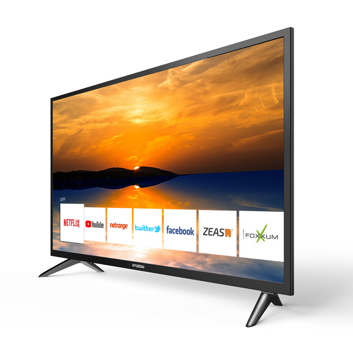 "LED 32"" Hyundai HY32HS20 Smart TV HD"