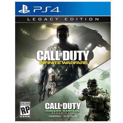 Juego PS4 Call Of Duty Infinite Warfare Legacy Edition