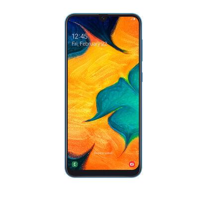 """Celular Samsung  Galaxy A30 6,4"""" Azul 32GB Entel"""