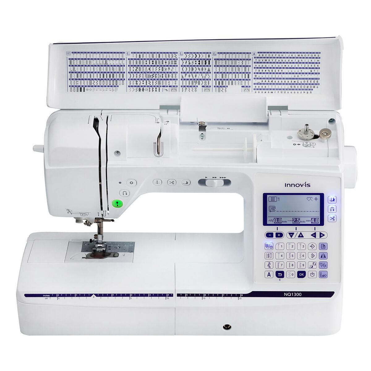Máquina de Coser Computarizada Brother NQ1300