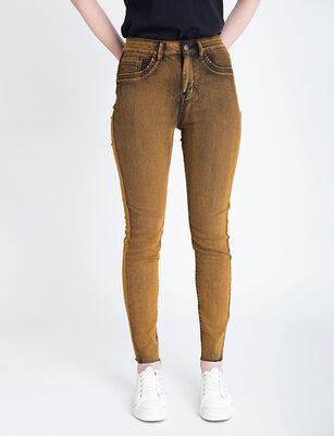 Jeans Indigo Mujer Icono Nevado