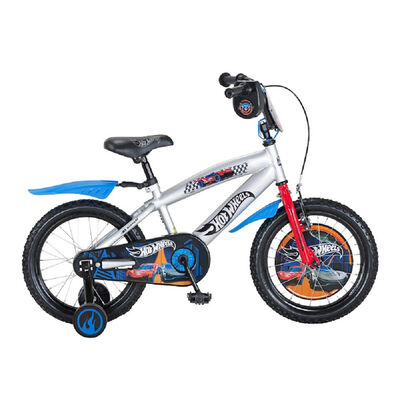 Bicicleta Hotwheels Niño