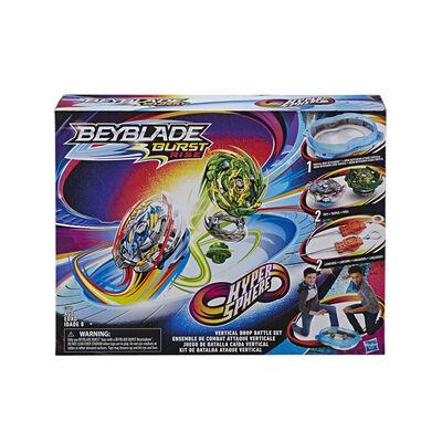 Beyblade Hypersphere Vertical Drop Battle Set