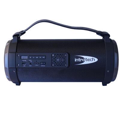 Parlante Bluetooth Bazooka Introtech Negro