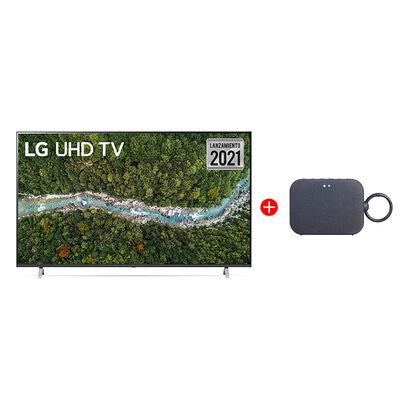 "Combo LED 60"" LG 60UP7750PSB Smart TV 4K UHD  + Parlante Bluetooth PM1 Azul"