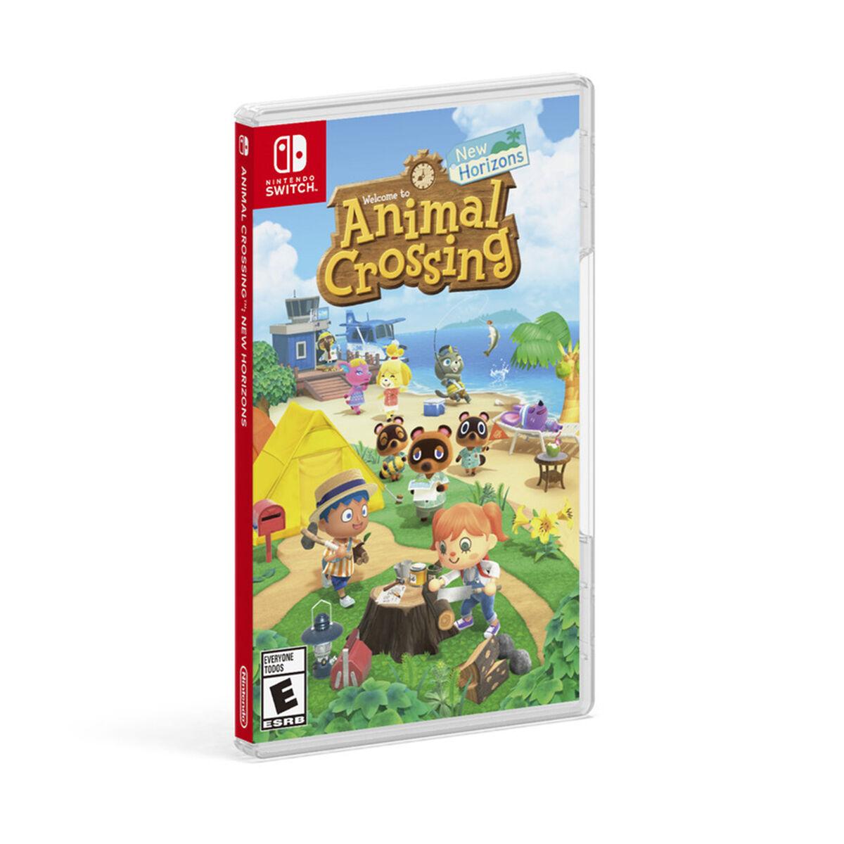 Juego Nintendo Switch Animal Crossing