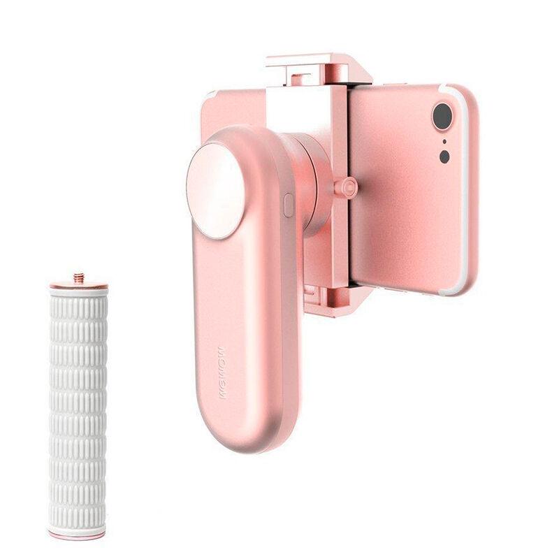 Estabilizador Video para celulares Fancy Rosado