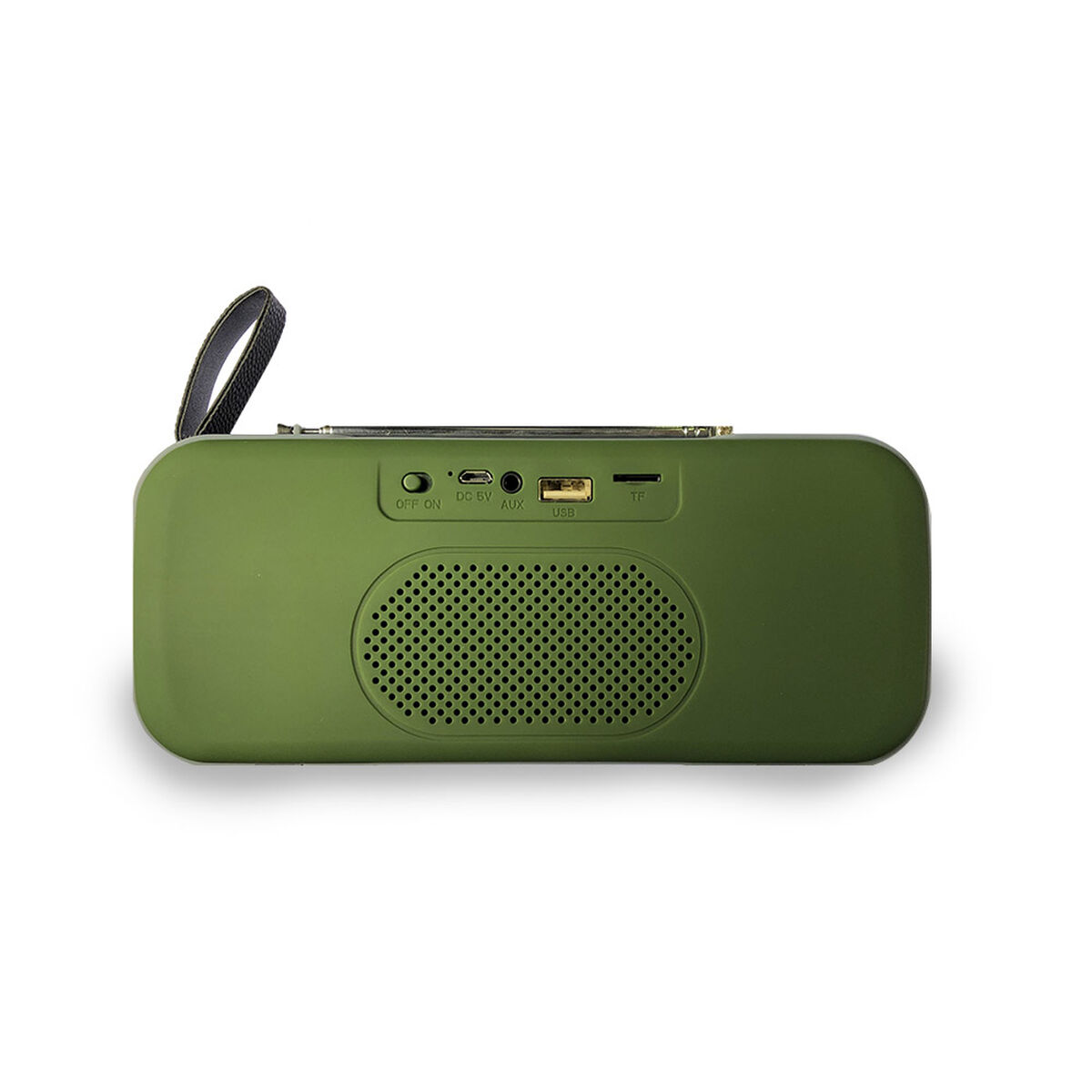 Parlante Bluetooth Lhotse Outdoor L8 Verde