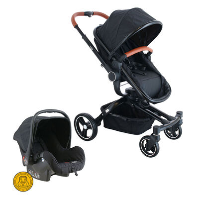 COCHE TRAVEL SYSTEM 360 BW-414N20 NEGRO