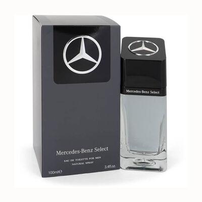 Perfume Hombre Mercedez Benz Select 100 Ml Sp
