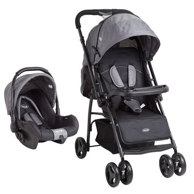Coche Travel System Ts GoLite Grey