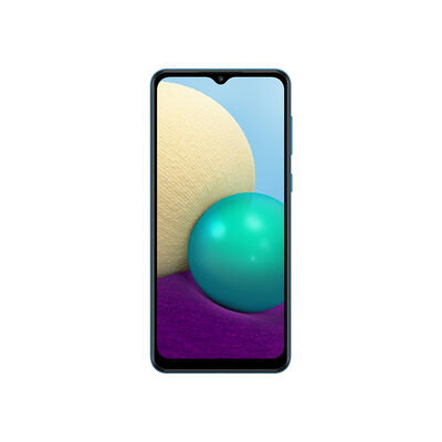 "Celular Samsung Galaxy A02 32GB 6,5"" Azul Liberado"