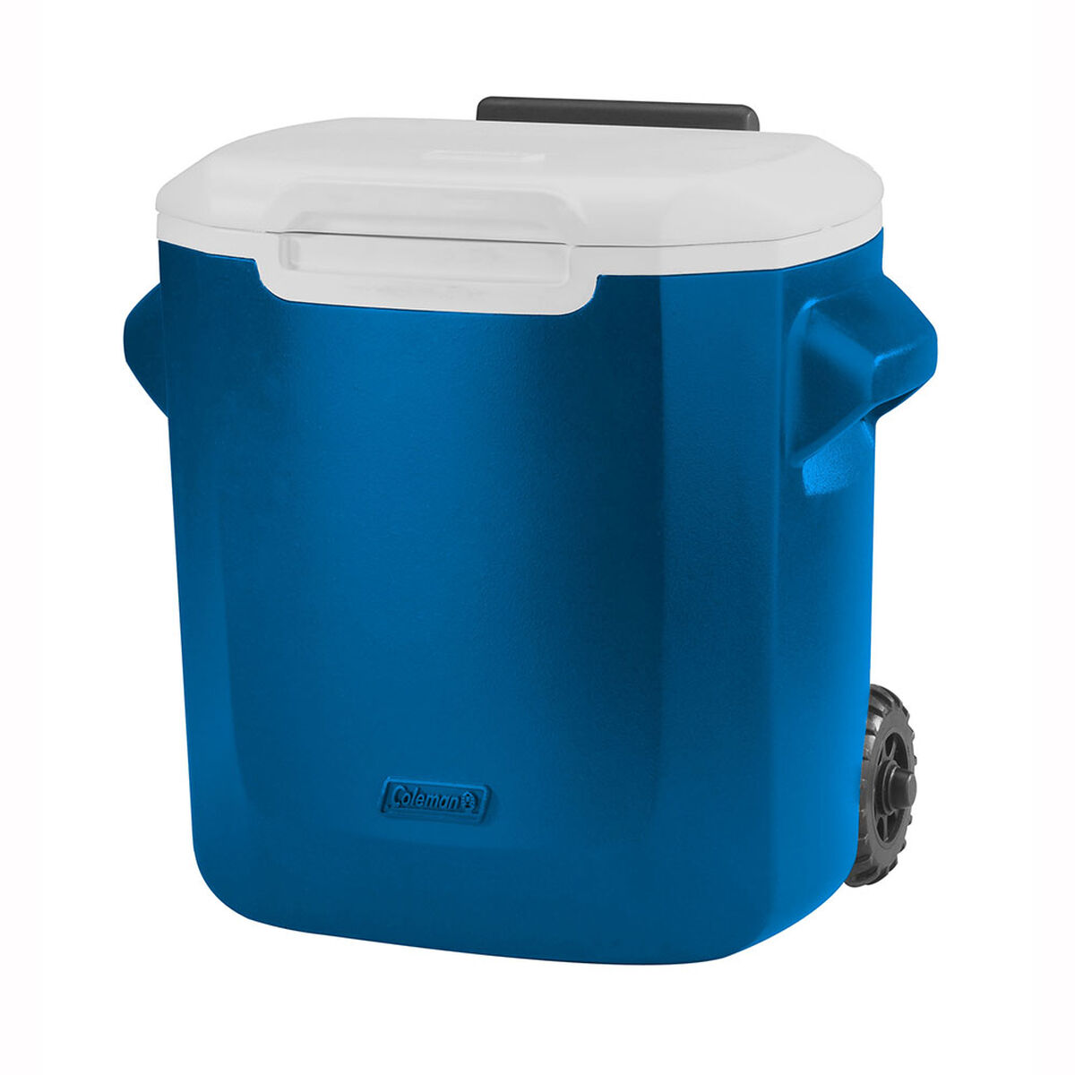 Hielera 16 Qt Con Ruedas Azul