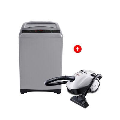 Combo Lavadora Automática Winia DWF-M175GA 17 kg + Aspiradora Thomas TH-1640