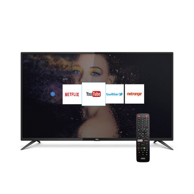 "Led 50"" AOC Smart TV 50U6285 Ultra HD 4K"
