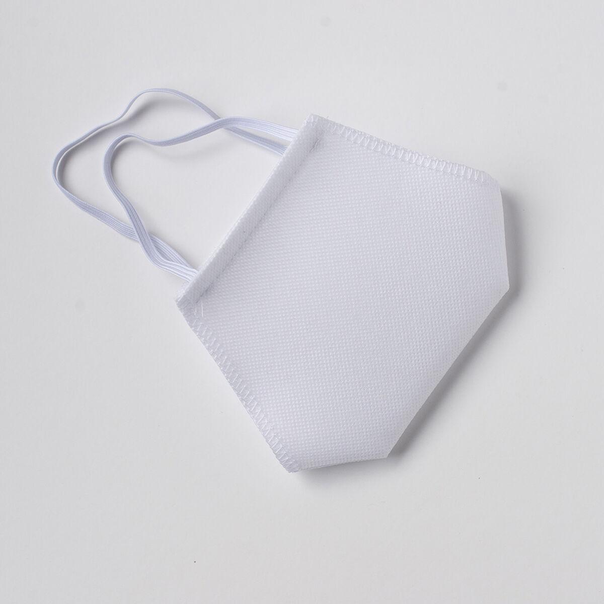 Pack 6 Mascarillas Doble Tela Reutilizables