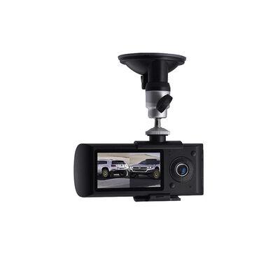 Cámara Camtek R300 DVR HD Doble Visión para Auto GPS