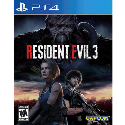 Juego PS4 Resident Evil 3