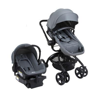Coche Travel System I-Giro Bright Grey Infanti