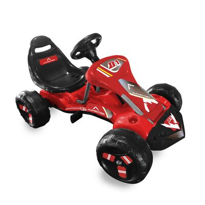 Gokart Básico D13 Rojo