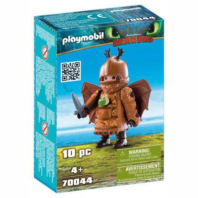 Set Patán Mocoso con Traje Volador de Playmobil