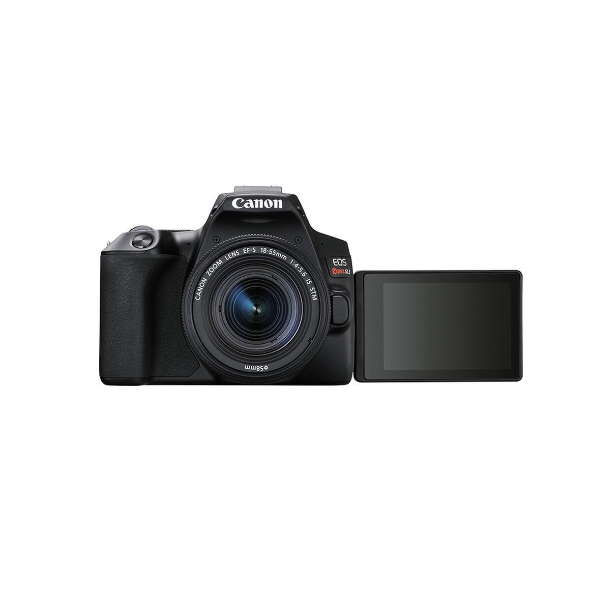 Cámara Digital Canon Rebel SL3 24MP 4K