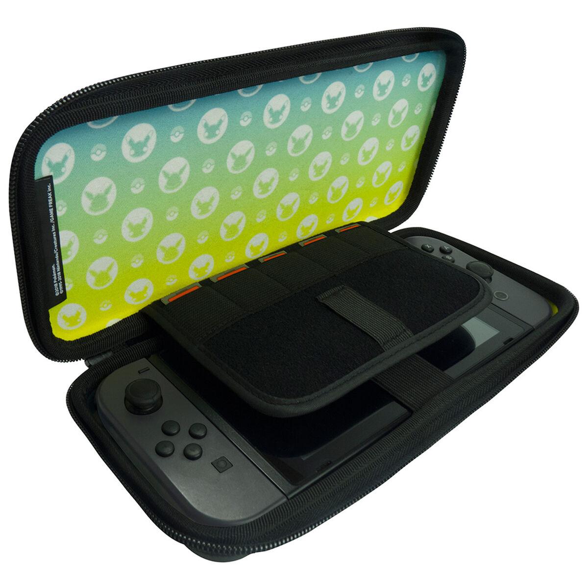 Estuche Nintendo Switch Pokemon Let's go