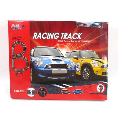 Pista de autos Racing Track 342 cm de perimetro