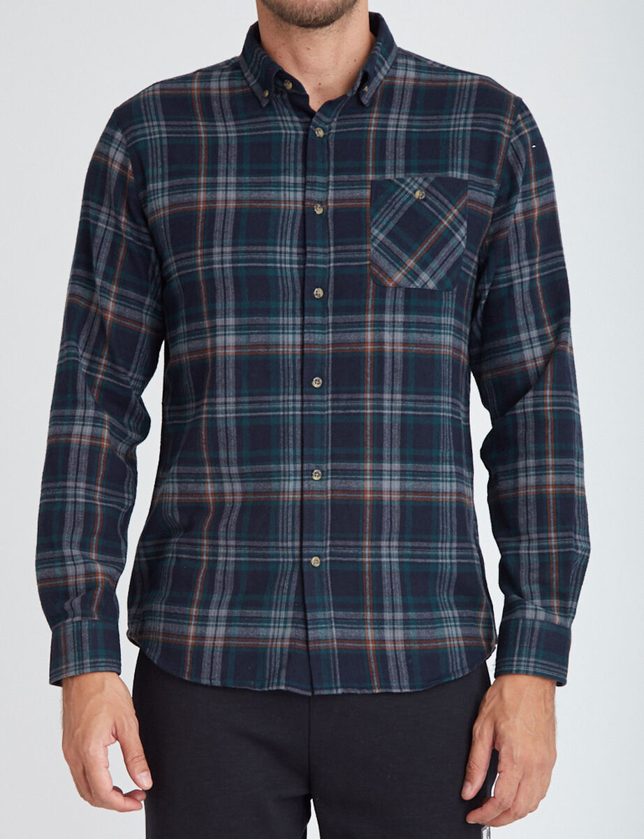 Camisa Hombre Alpinextrem