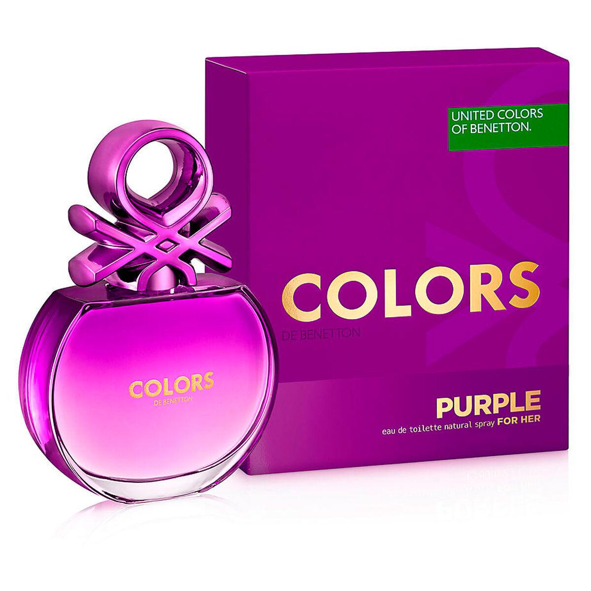 Perfume Benetton Purple 80 ml