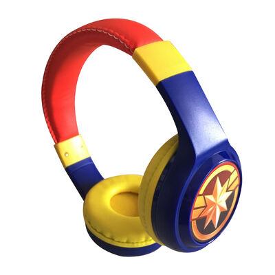 Audífonos Bluetooth Capitana Marvel