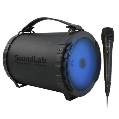 Parlante Karaoke Portátil MLAB Soundlab